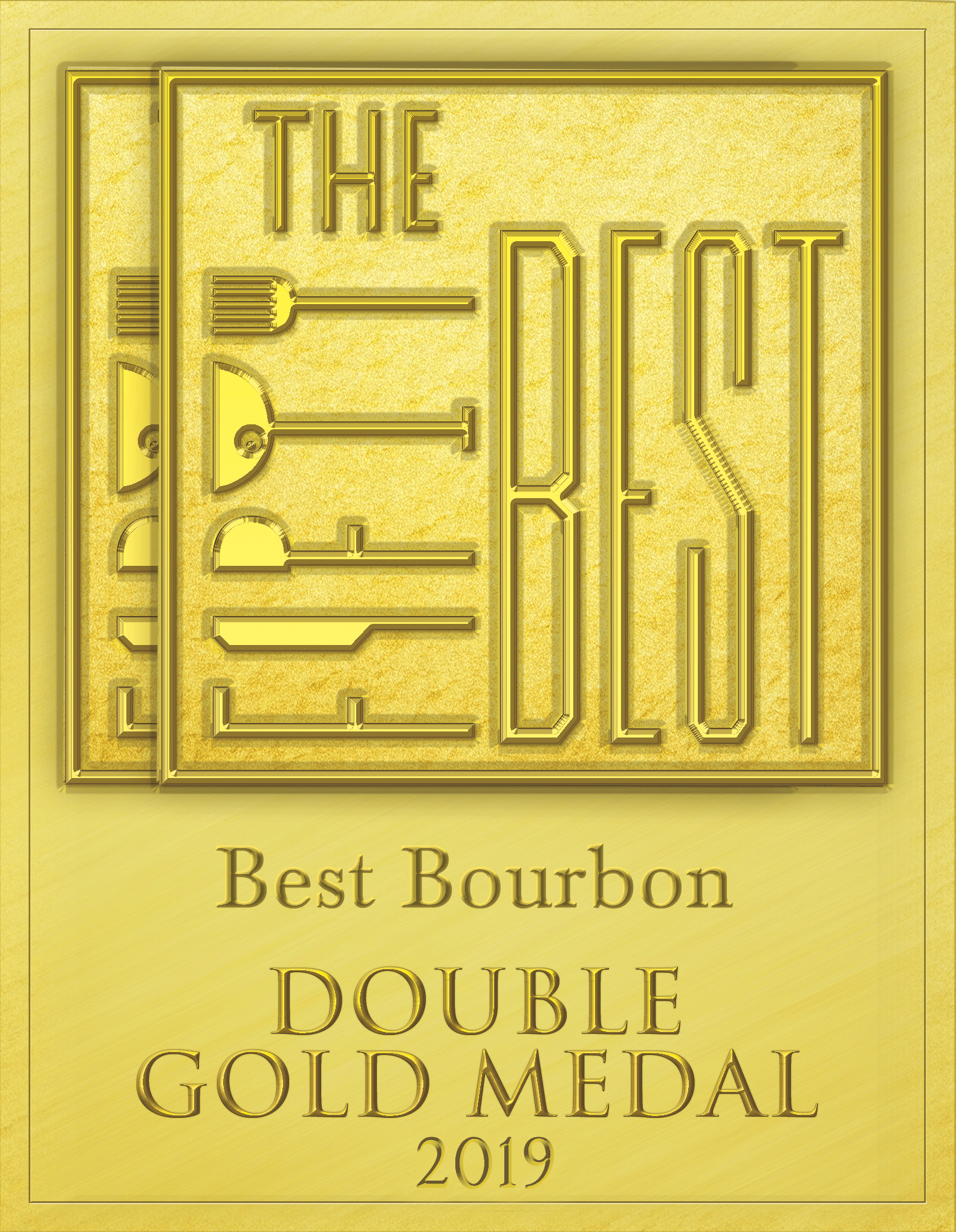 The Fifty Best Double Gold 2019
